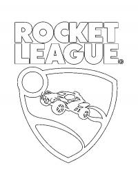 Rocket League logó